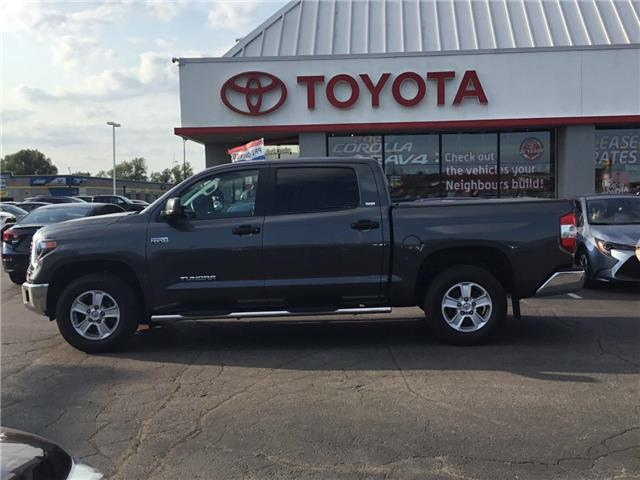 2018 Toyota Tundra  (Stk: 1908361) in Cambridge - Image 1 of 17