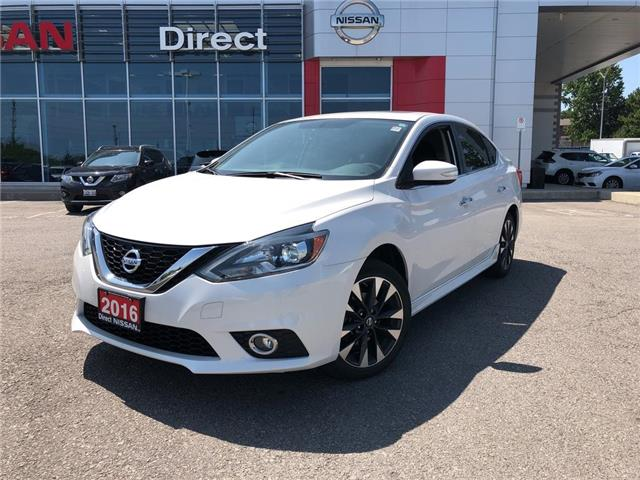2016 Nissan Sentra SR | CERITIFED PRE-OWNED | ONE OWNER  (Stk: P0634) in Mississauga - Image 2 of 21