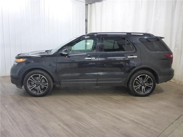 2014 Ford Explorer Sport (Stk: 190628150) in Calgary - Image 4 of 30