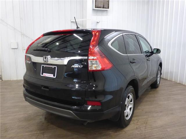 2015 Honda CR-V LX (Stk: 190729124) in Calgary - Image 8 of 28