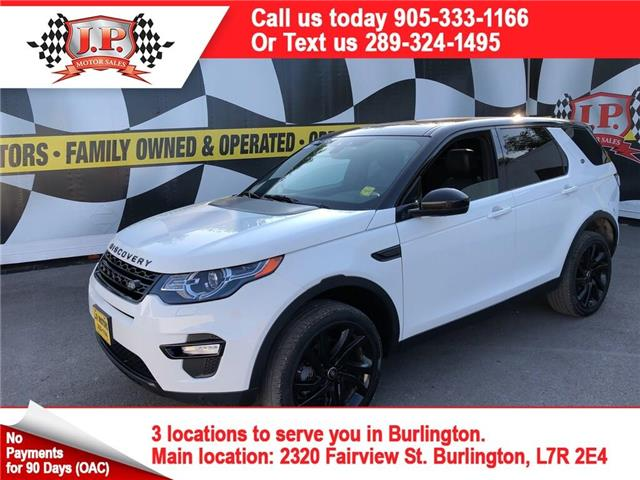 2016 Land Rover Discovery Sport HSE LUXURY (Stk: 46840) in Burlington - Image 1 of 28