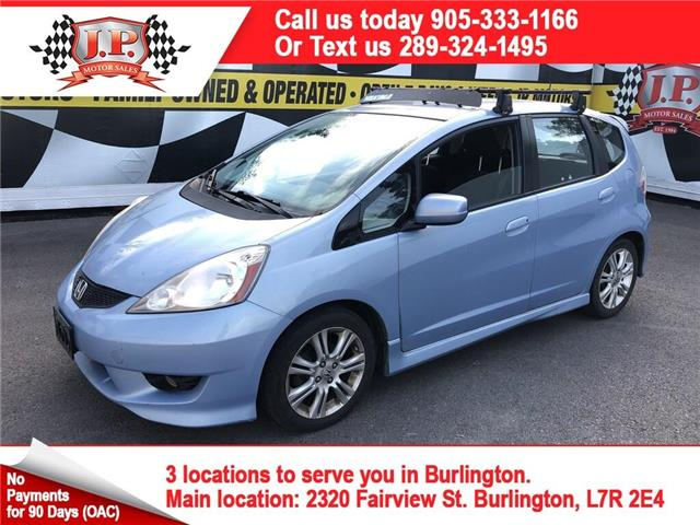 2009 Honda Fit Sport (Stk: 47533) in Burlington - Image 1 of 10