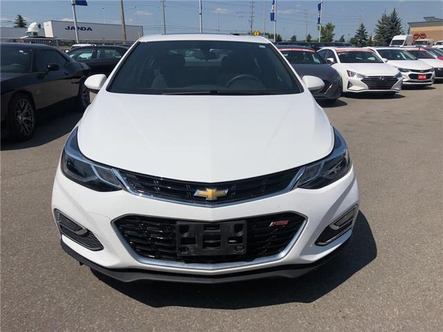 2018 Chevrolet Cruze LT (Stk: PL18557) in BRAMPTON - Image 2 of 15