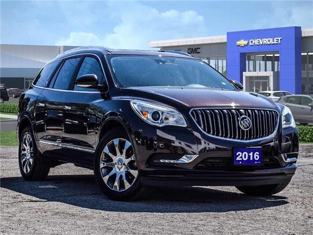 2016 Buick Enclave - (Stk: 277253A) in Markham - Image 1 of 28