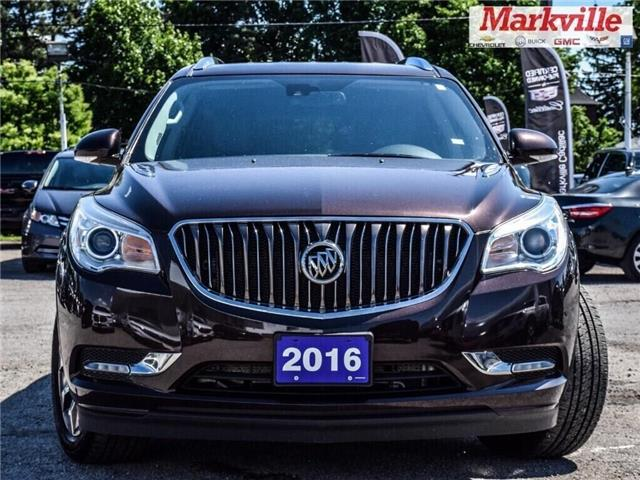 2016 Buick Enclave - (Stk: 277253A) in Markham - Image 2 of 28
