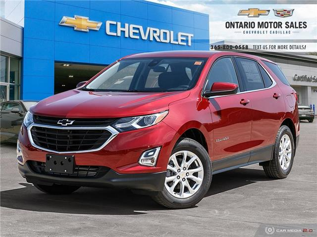 2020 Chevrolet Equinox LT (Stk: 0115992) in Oshawa - Image 1 of 19