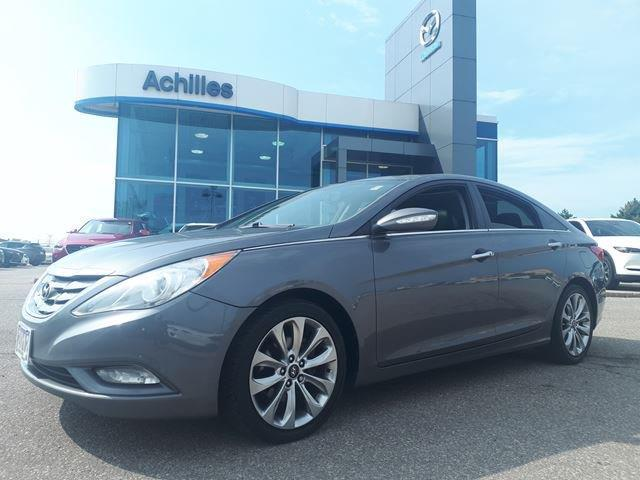 2012 Hyundai Sonata 2.0T Limited (Stk: H1935A) in Milton - Image 1 of 13
