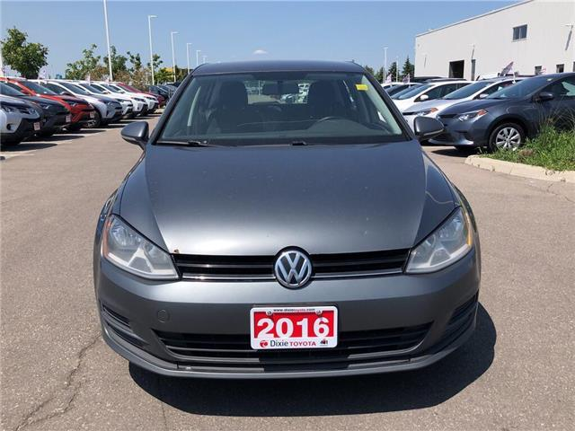 2016 Volkswagen Golf 1.8 TSI (Stk: D191984A) in Mississauga - Image 2 of 13