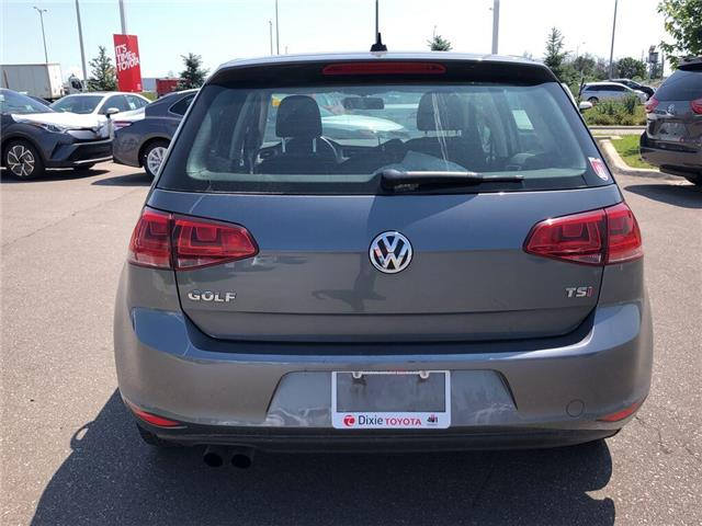 2016 Volkswagen Golf 1.8 TSI (Stk: D191984A) in Mississauga - Image 6 of 13