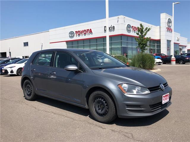 2016 Volkswagen Golf 1.8 TSI (Stk: D191984A) in Mississauga - Image 9 of 13