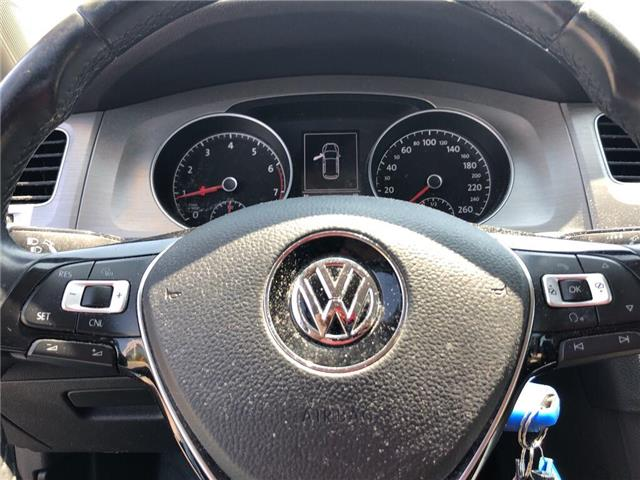 2016 Volkswagen Golf 1.8 TSI (Stk: D191984A) in Mississauga - Image 11 of 13