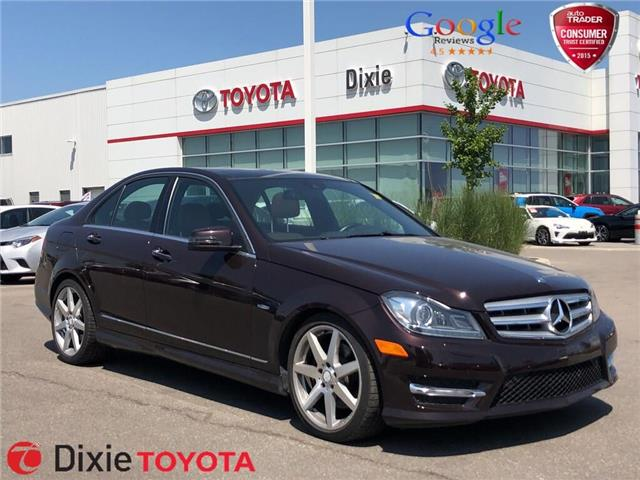 2012 Mercedes-Benz C-Class Base (Stk: 72267A) in Mississauga - Image 1 of 20