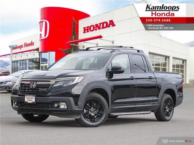 2019 Honda Ridgeline Black Edition 5FPYK3F81KB502278 N14110 in Kamloops