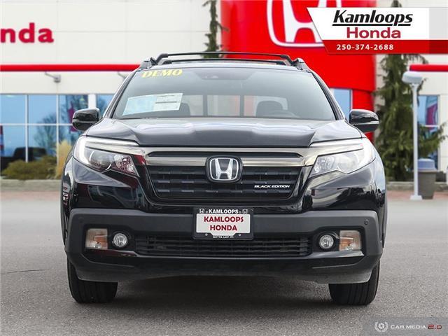2019 Honda Ridgeline Black Edition (Stk: N14110) in Kamloops - Image 2 of 25
