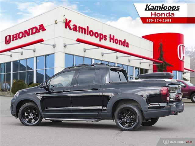 2019 Honda Ridgeline Black Edition (Stk: N14110) in Kamloops - Image 4 of 25