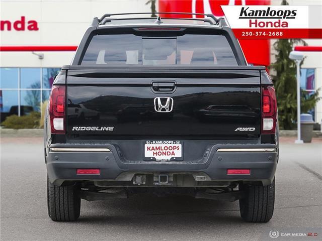 2019 Honda Ridgeline Black Edition (Stk: N14110) in Kamloops - Image 5 of 25