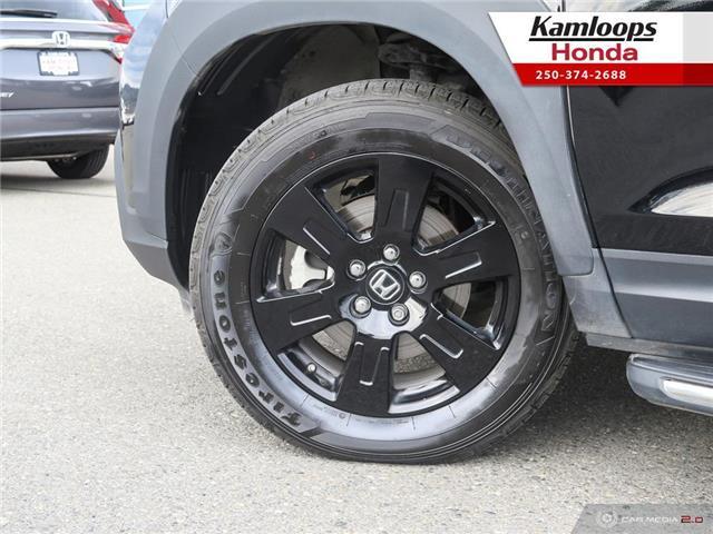 2019 Honda Ridgeline Black Edition (Stk: N14110) in Kamloops - Image 7 of 25