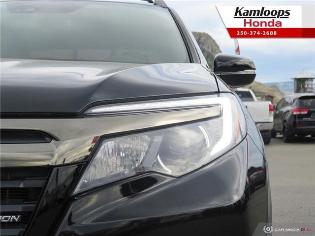 2019 Honda Ridgeline Black Edition (Stk: N14110) in Kamloops - Image 10 of 25