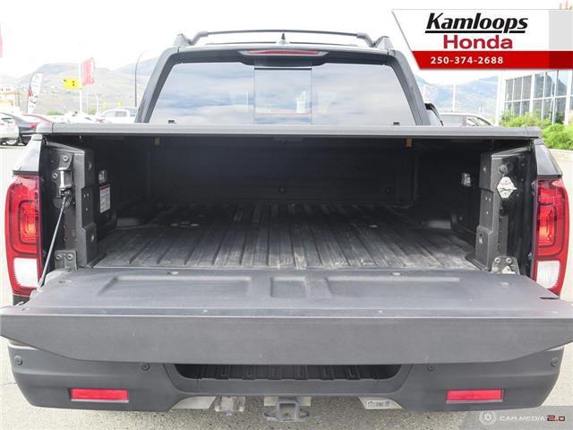 2019 Honda Ridgeline Black Edition (Stk: N14110) in Kamloops - Image 11 of 25