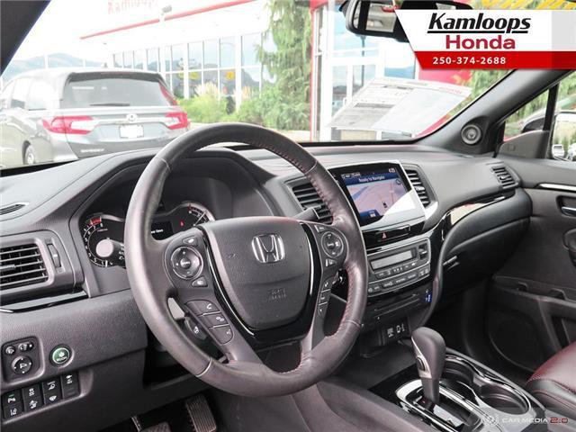 2019 Honda Ridgeline Black Edition (Stk: N14110) in Kamloops - Image 13 of 25