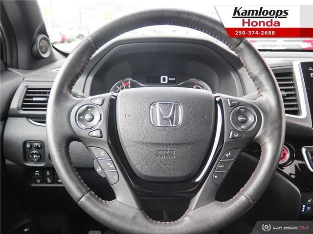 2019 Honda Ridgeline Black Edition (Stk: N14110) in Kamloops - Image 14 of 25