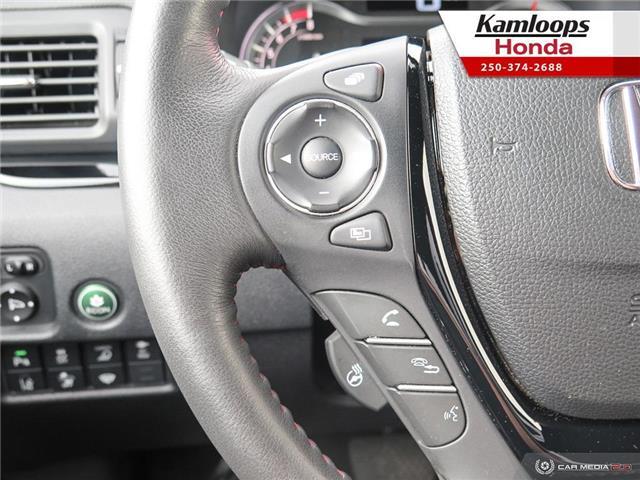 2019 Honda Ridgeline Black Edition (Stk: N14110) in Kamloops - Image 17 of 25