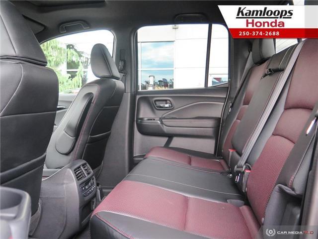 2019 Honda Ridgeline Black Edition (Stk: N14110) in Kamloops - Image 23 of 25