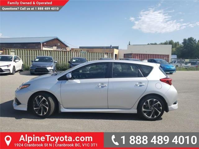 2018 Toyota Corolla iM Base (Stk: P008202A) in Cranbrook - Image 2 of 22