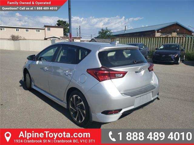 2018 Toyota Corolla iM Base (Stk: P008202A) in Cranbrook - Image 3 of 22