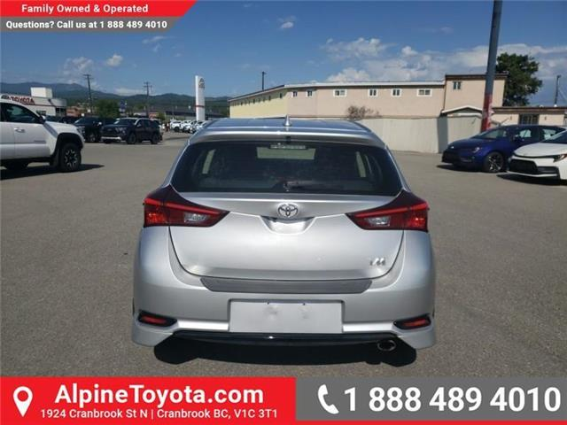 2018 Toyota Corolla iM Base (Stk: P008202A) in Cranbrook - Image 4 of 22