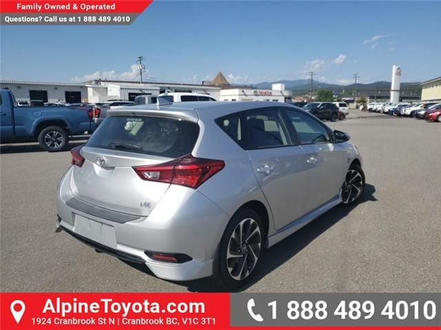 2018 Toyota Corolla iM Base (Stk: P008202A) in Cranbrook - Image 5 of 22
