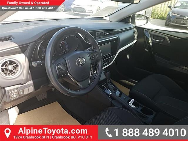 2018 Toyota Corolla iM Base (Stk: P008202A) in Cranbrook - Image 9 of 22