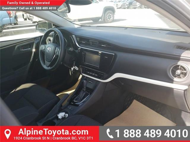 2018 Toyota Corolla iM Base (Stk: P008202A) in Cranbrook - Image 11 of 22