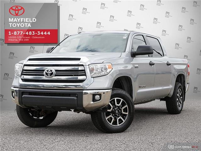 2017 Toyota Tundra  (Stk: 1961805A) in Edmonton - Image 1 of 20