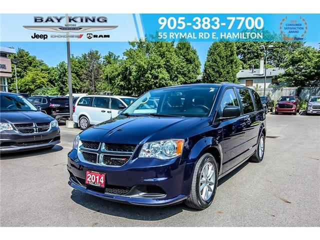 2014 Dodge Grand Caravan SE/SXT (Stk: 193569A) in Hamilton - Image 1 of 24