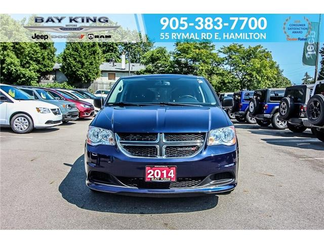2014 Dodge Grand Caravan SE/SXT (Stk: 193569A) in Hamilton - Image 2 of 24