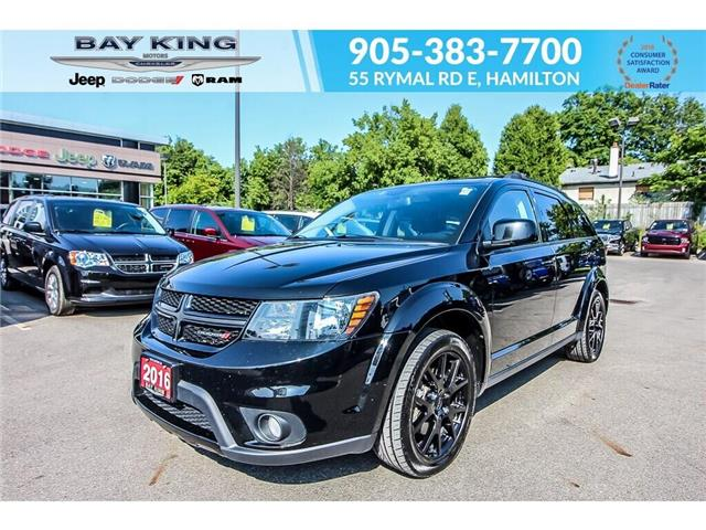 2016 Dodge Journey SXT/Limited (Stk: 197040A) in Hamilton - Image 1 of 21