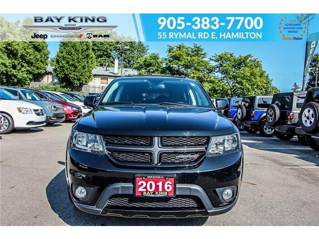 2016 Dodge Journey SXT/Limited (Stk: 197040A) in Hamilton - Image 2 of 21