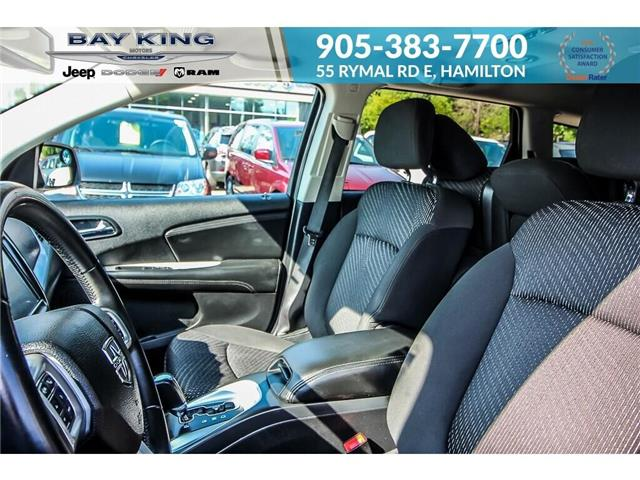 2016 Dodge Journey SXT/Limited (Stk: 197040A) in Hamilton - Image 5 of 21