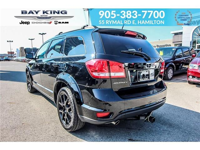 2016 Dodge Journey SXT/Limited (Stk: 197040A) in Hamilton - Image 16 of 21