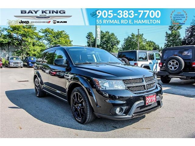 2016 Dodge Journey SXT/Limited (Stk: 197040A) in Hamilton - Image 21 of 21