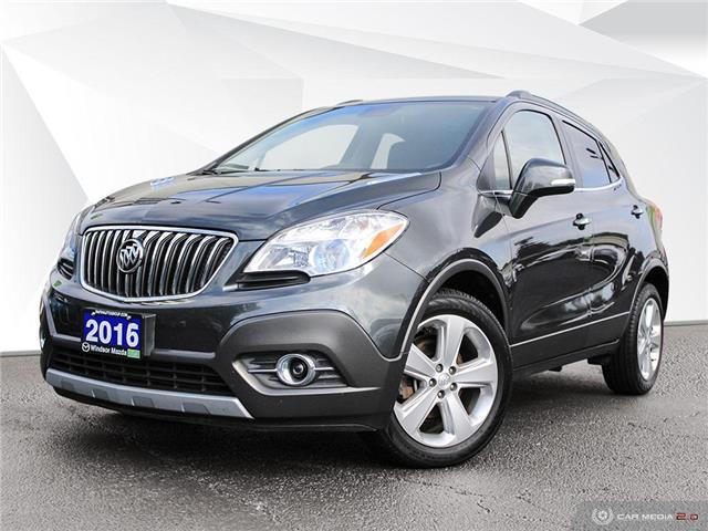 2016 Buick Encore Convenience (Stk: PR7817) in Windsor - Image 1 of 27