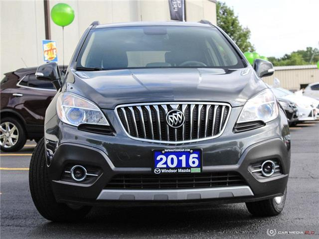 2016 Buick Encore Convenience (Stk: PR7817) in Windsor - Image 2 of 27