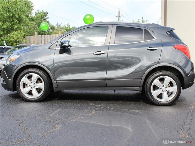 2016 Buick Encore Convenience (Stk: PR7817) in Windsor - Image 3 of 27