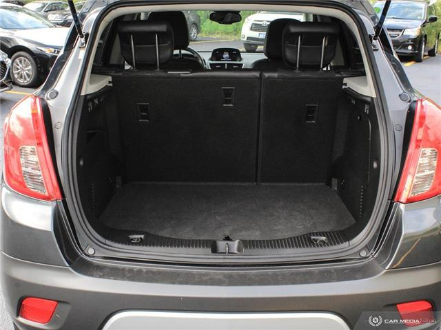 2016 Buick Encore Convenience (Stk: PR7817) in Windsor - Image 11 of 27