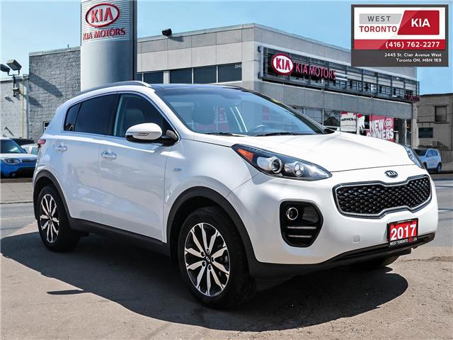 2017 Kia Sportage EX Tech (Stk: P522) in Toronto - Image 3 of 24