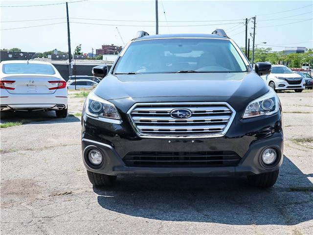 2015 Subaru Outback 2.5i Limited Package (Stk: GU0061) in Toronto - Image 2 of 27