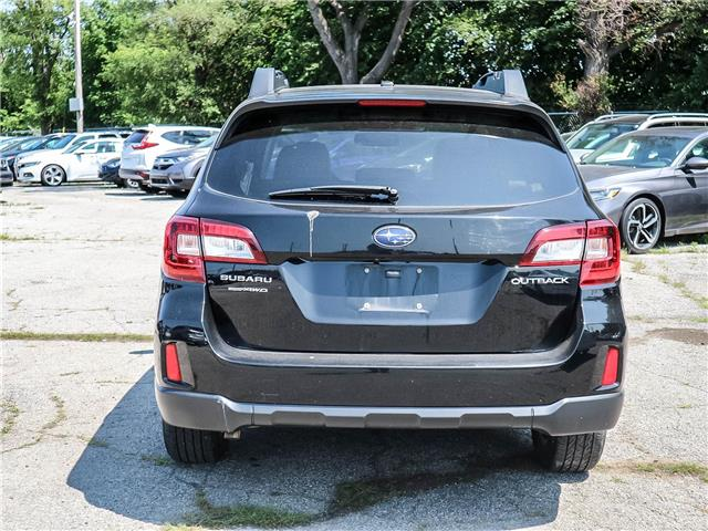 2015 Subaru Outback 2.5i Limited Package (Stk: GU0061) in Toronto - Image 5 of 27
