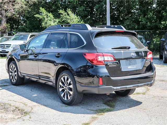 2015 Subaru Outback 2.5i Limited Package (Stk: GU0061) in Toronto - Image 6 of 27