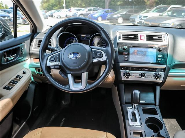 2015 Subaru Outback 2.5i Limited Package (Stk: GU0061) in Toronto - Image 13 of 27